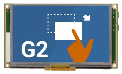 """4.3"""" G2C1"""